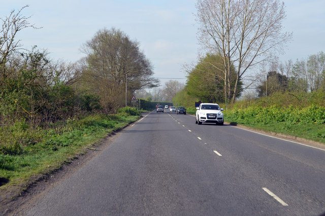 A228  heading south west