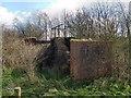 SN1007 : Bombing Decoy Bunker near Begelly by Nigel Davies
