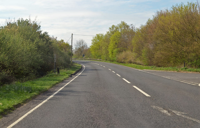 A228 south of Whetsted