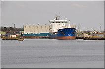ST1974 : Cardiff : Roath Dock by Lewis Clarke