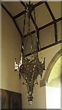 NY9371 : St. Giles Church, Chollerton - sanctuary lamp by Mike Quinn
