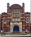 TQ3671 : Wesley Hall Methodist Church (built 1906) by Jim Osley
