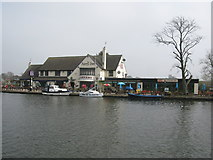 TG3416 : The Ferry Inn, Horning by G Laird