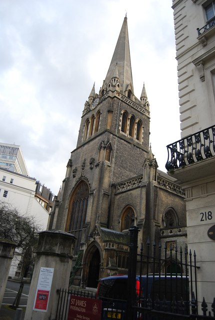 Church of St James, Bayswater