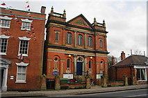 SK1746 : Ashbourne Methodist Church by Bill Boaden