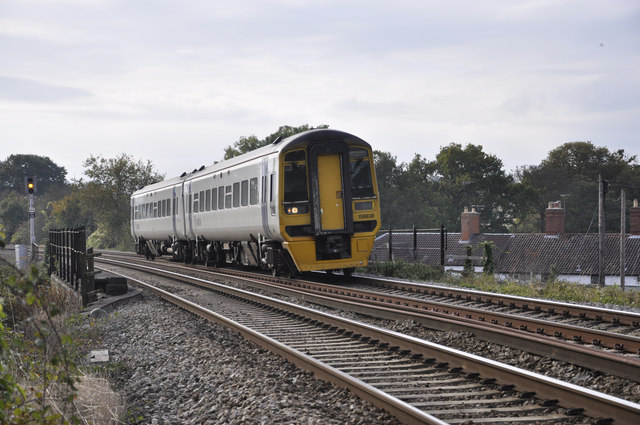 Gloucester to Chepstow Railway Line