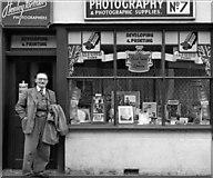 SU7682 : Henley Portraits, No. 7 Friday Street circa 1950 by Antony Ewart Smith