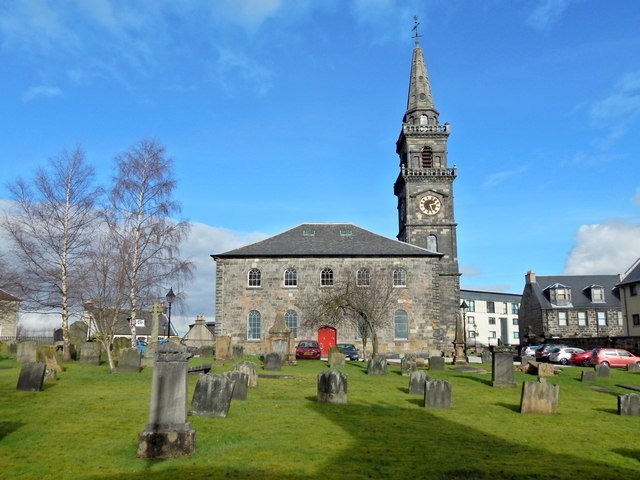 Oakshaw Trinity Church