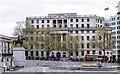 TQ3080 : South Africa House, Trafalgar Square by Julian Osley