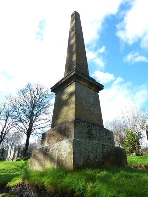 Andrew Hardie, John Baird & James Wilson executed 1820