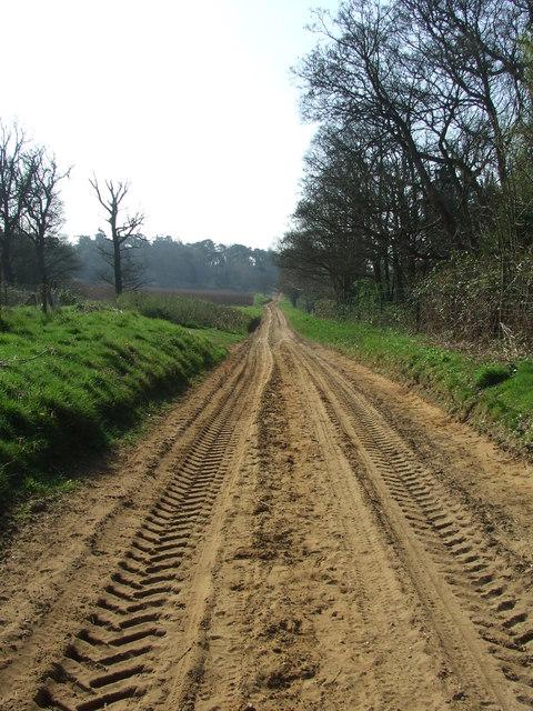 Long Sandy Track