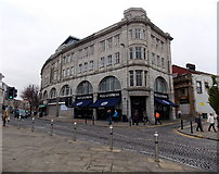 SS6593 : Pizza Express, Swansea by Jaggery