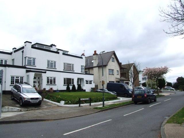 Hill Crescent, Bexley