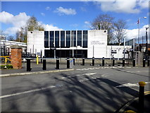 J2664 : Courthouse, Lisburn by Kenneth  Allen