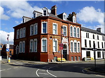 J2664 : Bridge Community Centre, Lisburn by Kenneth  Allen