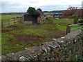 ST4492 : Farm building, Llanvair Discoed by Jaggery