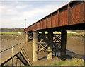 ST5475 : Railway bridge, Sea Mills by Derek Harper