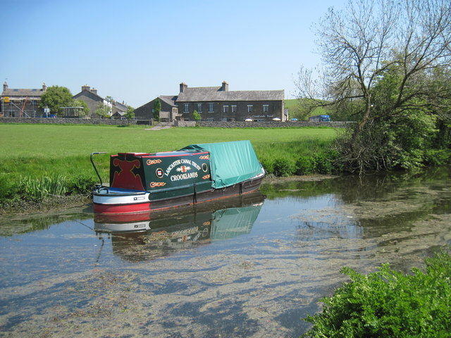 Waterwitch  owned  by  Lancaster  Canal  Trust