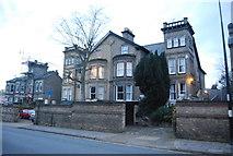 TM1645 : Detached house, Tuddenham Rd by N Chadwick