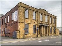 SD8912 : The Masonic Hall, Richard Street, Rochdale by David Dixon