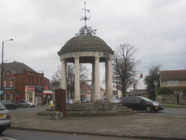 The Market Cross, Tickhill