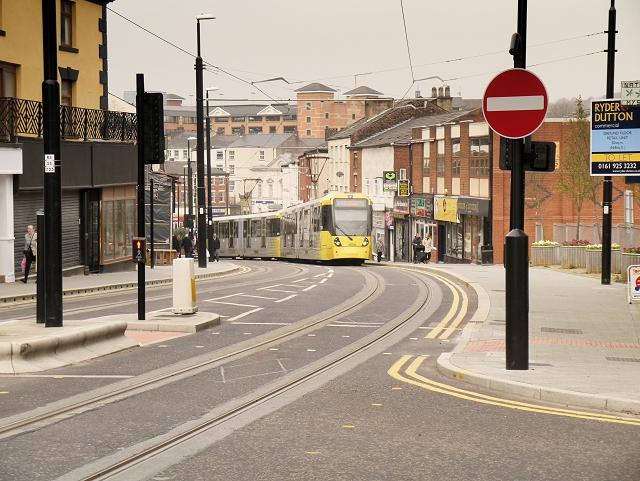 Rochdale, Drake Street
