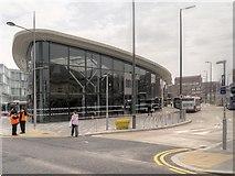 SD8913 : Rochdale Transport Interchange by David Dixon