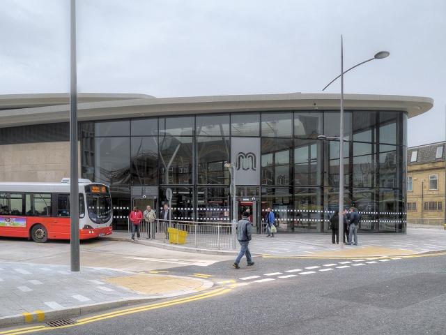 Transport Interchange, Smith Street, Rochdale