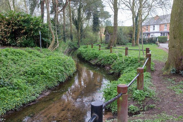 Spadesbourne Brook