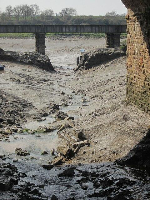 River Trym at Sea Mills