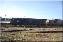 SU5290 : Train at Didcot by N Chadwick