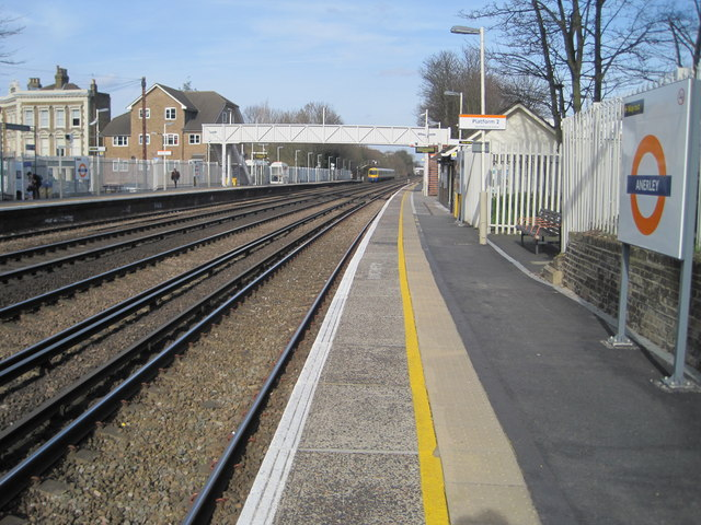 Anerley London Train Station