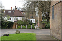 TQ2785 : Looking towards Parkhill Road, Belsize Park by Kate Jewell
