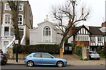 TQ2785 : Housing on Upper Park Road, Belsize Park by Kate Jewell