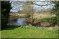SK1041 : A sharp bend in the River Churnet by Bill Boaden