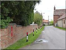 SK7645 : Church Lane, Sibthorpe by Alan Murray-Rust