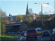 SK3871 : Chesterfield, N. Derbyshire by David Hallam-Jones
