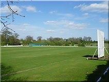 TQ4166 : Bromley Common Cricket Club by Marathon