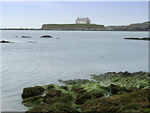 SH3368 : Church-in-the-Sea (1) by Chris Heaton