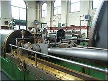 SD9311 : Ellenroad Engine House - steam engine by Chris Allen