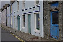 HU4039 : Main Street, Scalloway by Stephen McKay