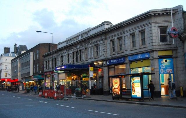 Paddington Underground Station