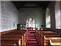 NY8777 : St. Giles Church, Birtley - nave by Mike Quinn