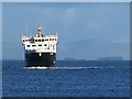 NM2255 : Calmac ferry Clansman approaching Arinagour by William Starkey