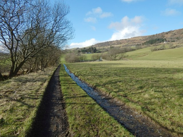 Path to Old Kilpatrick