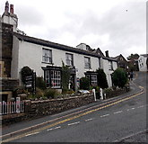 SD4096 : L'Escargot Restaurant at Laurel Cottage Guest House,  Bowness on Windermere by Jaggery