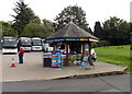 SD4096 : Cruise ticket office, Rectory Road, Bowness-on-Windermere by Jaggery