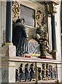 TQ4110 : Pelham monument, St Michael's church, Lewes by Julian P Guffogg