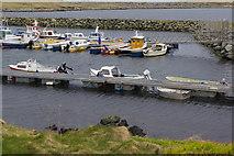 HU3635 : Hamnavoe Marina by Stephen McKay