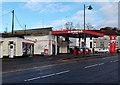 SO1107 : Murco Filling Station, Rhymney by Jaggery